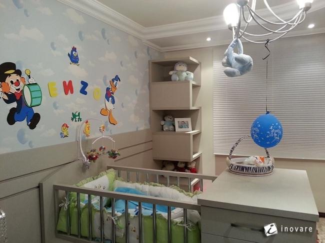 Quarto de beb  Inovare  inovare@inovarecombr  (54) 30280551